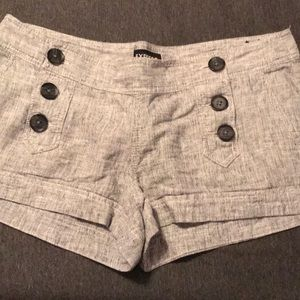 Shorts from express. Never worn but has no tags.